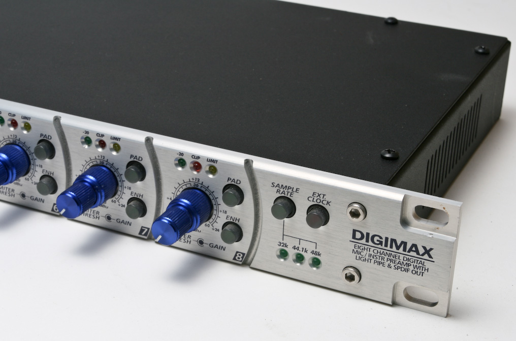 User reviews: PreSonus Digimax FS - Audiofanzine